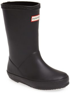Toddler Hunter First Classic Waterproof Rain Boot