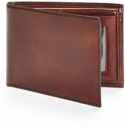 Id Passcase Wallet - Brown