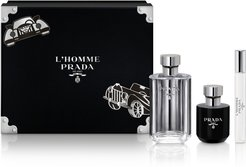 L'Homme Prada Set (Usd $128 Value)