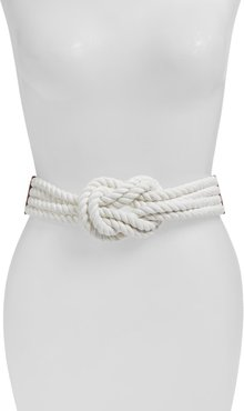'Love Knot' Rope Belt