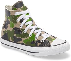 Kid's Converse Chuck Taylor All Star Camo High Top Sneaker