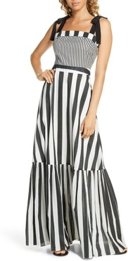 Sally Maxi-Cover-Up Dress