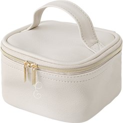 Monogram Travel Jewelry Case - Grey