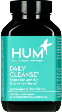 Daily Cleanse Clear Skin And Body Detox Dietary Supplement