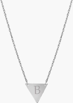 Personalized Initial Pendant Necklace