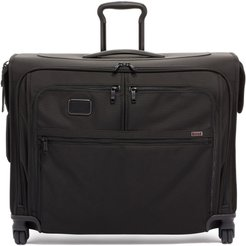 Alpha Medium Trip Wheeled Garment Bag - Black