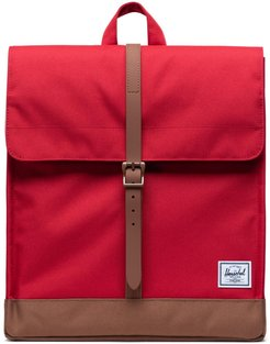 City Mid Volume Backpack - Red