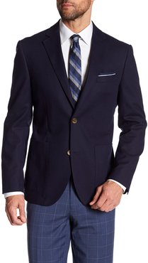 FLYNT Navy Bueller Two Button Notch Lapel Sport Coat at Nordstrom Rack