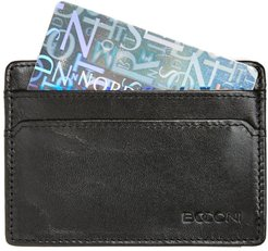 Leather Card Case -