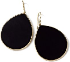 'Rock Candy - Jumbo Teardrop' 18K Gold Earrings