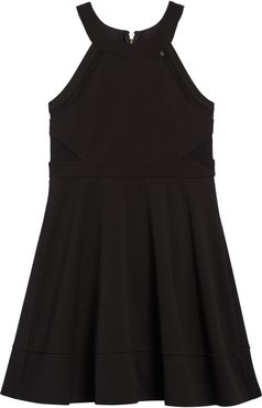 Girl's Love, Nicki Lew Halter Neck Skater Dress