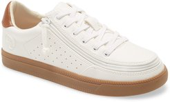 Classic Lo Luxe Leather Sneaker