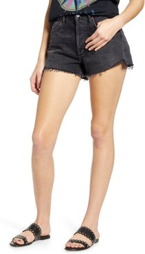 Parker Cutoff Denim Shorts