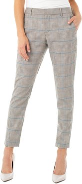 Kelsey Houndstooth Check Trousers