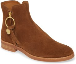 Louise Flat Bootie