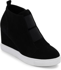 Gizella Waterproof Wedge Sneaker