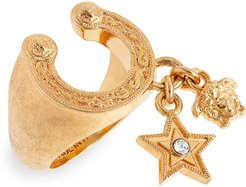 Rodeo Queen Charm Ring