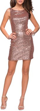 Sequin Party Sheath