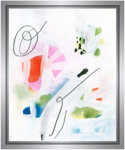 PTM Images Colored Brushes III Gallery Wrapped Giclee Print at Nordstrom Rack