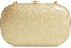 Elina Plus Rainbow Dust Clutch - Metallic