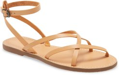 The Boardwalk Skinny Strap Sandal
