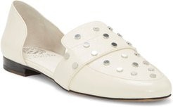 Wenerly Studded D'Orsay Loafer