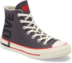 Chuck Taylor All Star 70 Love Fearlessly High Top Sneaker