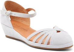 Gentle Souls by Kenneth Cole Naira Ankle Strap Wedge Sandal at Nordstrom Rack