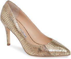 Vibe Pointed Toe Pump