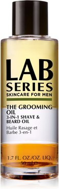 The Grooming 3-In-1 Shave & Beard Oil