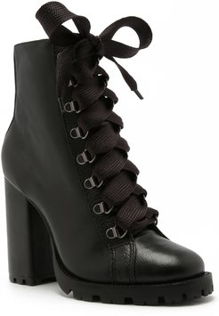 Zara Lace-Up Boot