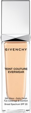 Teint Couture Everwear 24H Wear Foundation Spf 20 - P100