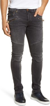 Biker Rocco Extra Slim Fit Jeans
