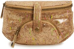 Metallic Belt Bag -