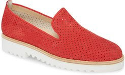 Paul Green Cailey Perforated Leather Loafer at Nordstrom Rack