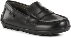 Boy's Geox New Fast Driver Moccasin