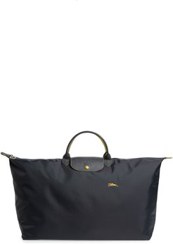 Extra Large Le Pliage Club Travel Tote - Grey
