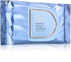 Double Wear Long-Wear Makeup Remover Wipes - No Color