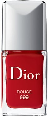 Vernis Gel Shine & Long Wear Nail Lacquer - 999 Rouge 999