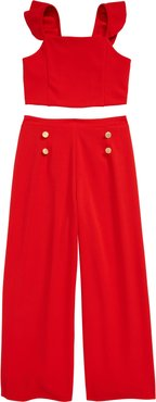 Girl's Love, Nickie Lew Two-Piece Jumpsuit