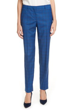 Tiluni Wool Suit Trousers