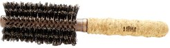 Ibiza Collection Extended Cork Round Brush