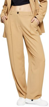 Twill Peg Suit Trousers