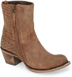 Windfall Perforated Bootie