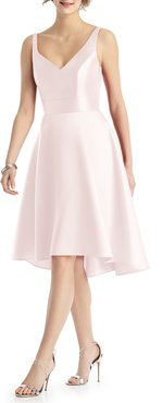 Sweetheart Neck Cocktail Dress