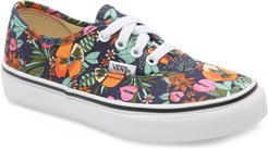Authentic Floral Low Top Sneaker
