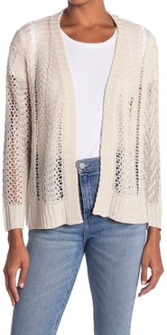 Heartloom Loose Gauge Knit Cardigan at Nordstrom Rack