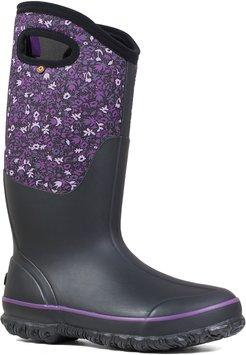 Classic Tall Freckle Insulated Waterproof Rain Boot