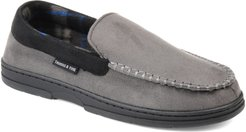 Sterling Moccasin Slipper