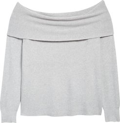 Plus Size Women's Leith Off The Shoulder Sweater